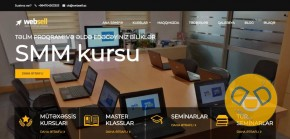 Digital marketing kursları - WebSell rəqəmsal marketing akademiyası